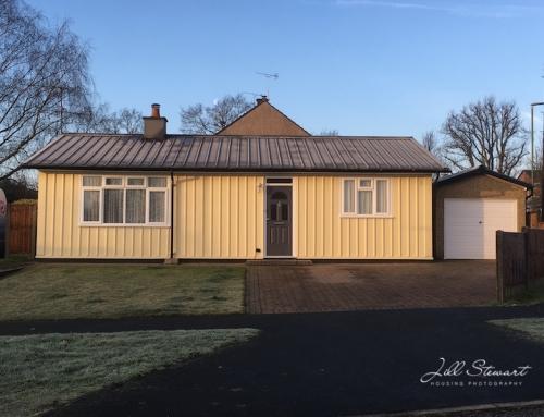 Prefab housing Hertfordshire