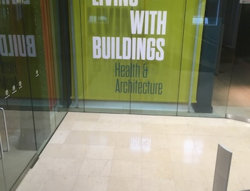 Living with Buildings: Health and Architecture